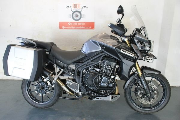 2012 12 TRIUMPH EXPLORER 2012 Low Mileage Fully Loaded *Finance Available*