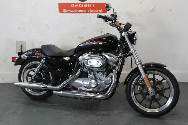 2014 14 HARLEY-DAVIDSON XL 883 L SUPERLOW
