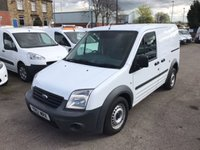 2012 FORD TRANSIT CONNECT}