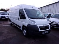 USED 2012 62 CITROEN RELAY 2.2 35 L3H2 ENTERPRISE HDI  129 BHP