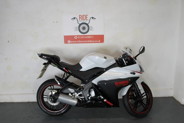 2012 12 YAMAHA YZF-R125 125cc