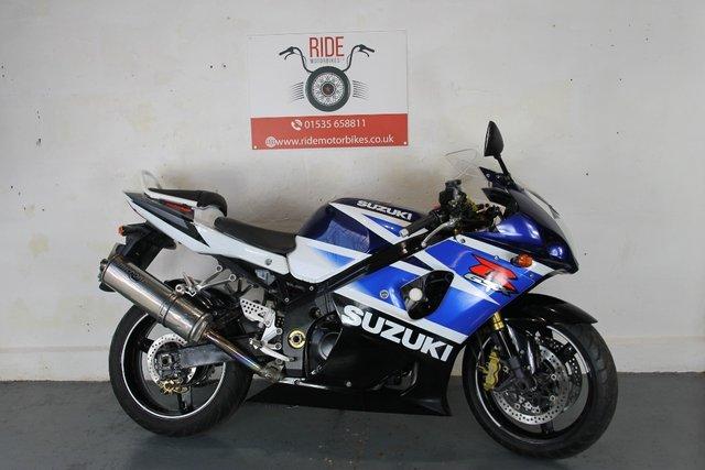 2003 03 SUZUKI GSXR 1000 1000cc