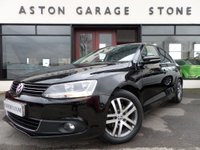 USED 2013 63 VOLKSWAGEN JETTA 1.6 SPORT TDI BLUEMOTION TECHNOLOGY **DAB * CRUISE** ** 1 OWNER * F/S/H **