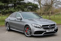 USED 2015 15 MERCEDES-BENZ C 63 AMG C63 AMG 4.0 (S)