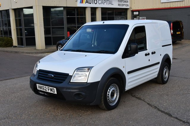 2012 62 FORD TRANSIT CONNECT 1.8 T200 LR 5d 74 BHP SWB FWD  ELECTRIC WINDOWS CD PLAYER AUX