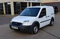 USED 2012 62 FORD TRANSIT CONNECT 1.8 T200 LR 5d 74 BHP SWB FWD  ELECTRIC WINDOWS CD PLAYER AUX 2 OWNER FROM NEW