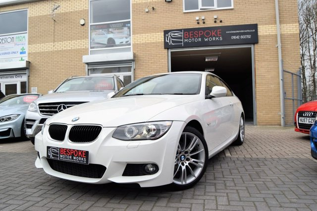 2013 13 BMW 3 SERIES 318I M SPORT 2.0 COUPE 143 BHP MANUAL