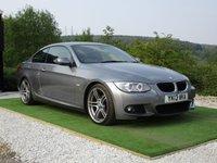 USED 2013 13 BMW 3 SERIES 2.0 318I M SPORT 2d 141 BHP