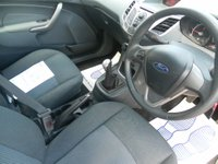 USED 2010 60 FORD FIESTA 1.4 EDGE 3d 96 BHP