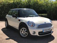USED 2013 MINI HATCH COOPER 1.6 COOPER D Only One Owner From New!