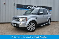 2013 LAND ROVER DISCOVERY 4 3.0 4 SDV6 XS 5d AUTO 255 BHP £25995.00
