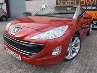 USED 2010 PEUGEOT RCZ 1.6 THP GT 2d 156 BHP Excellent Condition, FSH, Low Rate Finance Available, No Deposit, No Fee