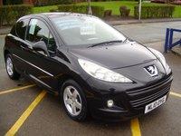 2010 PEUGEOT 207 1.4 SPORT 3d 95 BHP £3495.00
