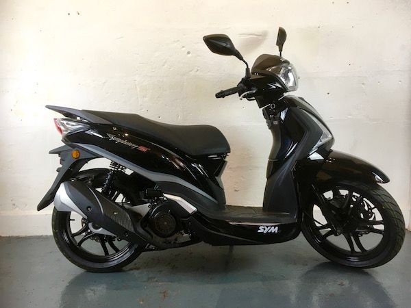2017 SYM SYMPHONY 125 ST Scooter 2017 *Learner Legal* *FINANCE AVAILABLE* Rev and Go.