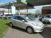 USED 2013 62 FORD FIESTA 1.4 EDGE TDCI 3d 69 BHP