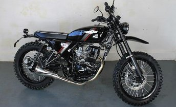 View our HANWAY HS125 SCRAMBLER