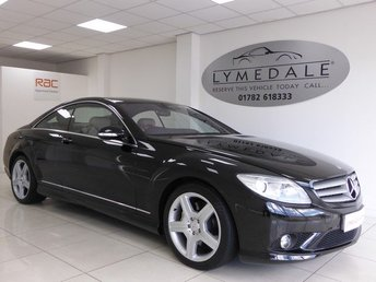 View our MERCEDES-BENZ CL 500
