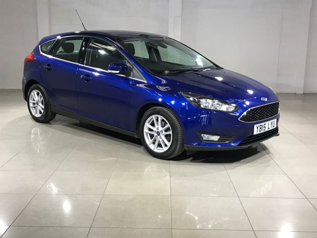 View our 2015 15 FORD FOCUS 1.5 ZETEC TDCI 5d 118 BHP