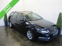 USED 2012 61 VOLKSWAGEN PASSAT 2.0 S TDI BLUEMOTION TECHNOLOGY 5d 139 BHP FULL SERVICE HISTORY 7 STAMPS IN THE SERVICE BOOK INCLUDING CAMBELT CHANGED