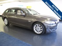 USED 2012 62 BMW 5 SERIES 2.0 520D SE TOURING 5d AUTO 181 BHP WHAT A SPEC, £14,000 WORTH OF FACTORY EXTRAS, FULL BMW SERVICE HISTORY