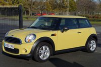 USED 2010 60 MINI HATCH ONE 1.6 ONE 3d 98 BHP A RARE COLOUR  AND OUR FULL DEALER WARRANTY PACK INLCUDED