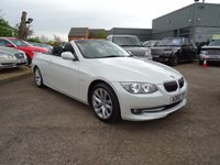 USED 2010 60 BMW 3 SERIES 3.0 330D SE 2d AUTO 242 BHP 1 PREVIOUS OWNER FACTORY EXTRAS COST £5590  6 MAIN DEALER SERVICE STAMPS SPECIAL ORDER PEARLESCENT PAINT EXTRAS TOTAL £5590 VERY HIGH SPECIFICATION PROFESSIONAL SAT NAVIGATION £1965 BLUETOOTH TELEPHONE PREP £535 FRONT SPORTS LEATHER SEATS £430 HIGH BEAM ASSIST £125 LUMBAR SUPPORT PASSANGER AND DRIVER SEATS £230 FRONT SEAT HEATING £295 VOICE CONTROL £345 AUTOMATIC GEARBOX £1575 STORAGE PACKAGE £90 THIS IS AFANTASTIC SPECIFICATION