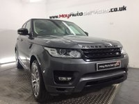 USED 2014 14 LAND ROVER RANGE ROVER SPORT 3.0 SDV6 HSE DYNAMIC 5d AUTO 288 BHP *** PAN ROOF & COLOUR CODED ***
