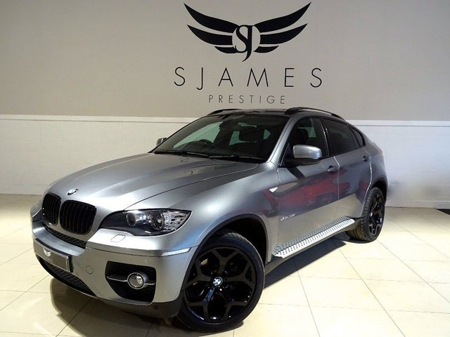 2012 62 BMW X6 3.0 30d BluePerformance 30d Station Wagon xDrive 5dr