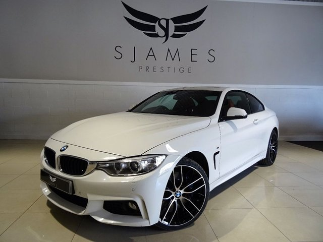 2014 63 BMW 4 SERIES 3.0 435d M Sport xDrive 2dr