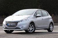 USED 2013 63 PEUGEOT 208 1.2 ACTIVE 5d 82 BHP Excellent Condition