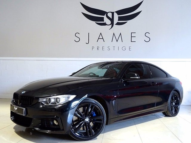2014 BMW 4 SERIES 3.0 435d M Sport xDrive 2dr