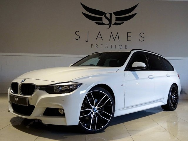 2015 15 BMW 3 SERIES 3.0 335d M Sport Touring Sport Auto xDrive 5dr (start/stop)