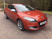 USED 2010 60 RENAULT MEGANE 2.0 GT DCI FAP 3d 160 BHP 6 MONTHS PART AND LABOUR WARRANTY