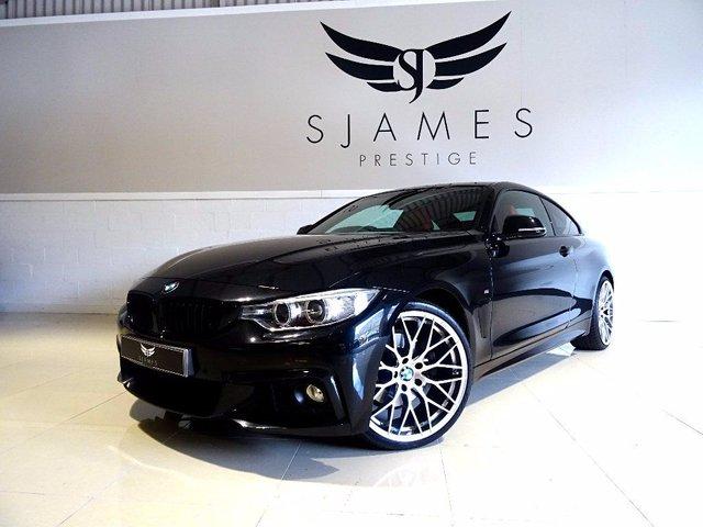 2014 BMW 4 SERIES 3.0 430d M Sport 2dr