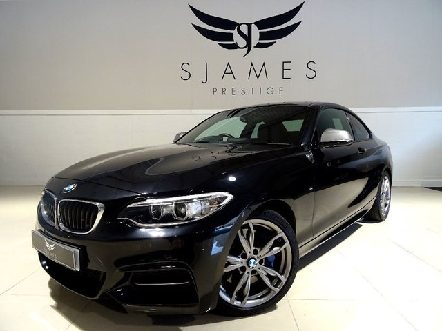 2014 BMW 2 SERIES 3.0 M235i Auto 2dr (start/stop)