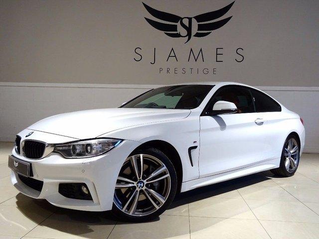 2013 BMW 4 SERIES 3.0 435i M Sport 2dr