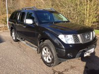 USED 2009 58 NISSAN NAVARA 2.5 DCI PLATINUM NO VAT 4DR PICK UP 169 BHP 6 MONTHS PART AND LABOUR WARRANTY