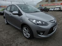 USED 2010 60 MAZDA 2 1.3 TAKUYA 5d 74 BHP GOOD OR BAD CREDIT HISTORY * DON'T WORRY * WE CAN HELP * APPLY NOW *
