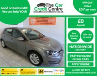 USED 2013 13 VOLKSWAGEN GOLF 1.6 SE TDI BLUEMOTION TECHNOLOGY DSG 5d AUTO 103 BHP