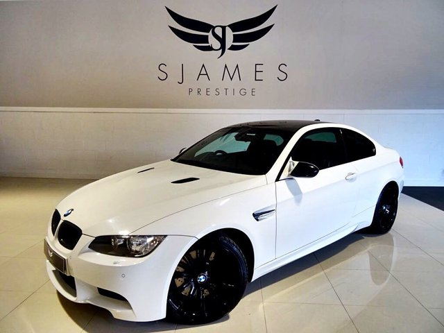2010 BMW M3 4.0 V8 Alpine Edition 2dr