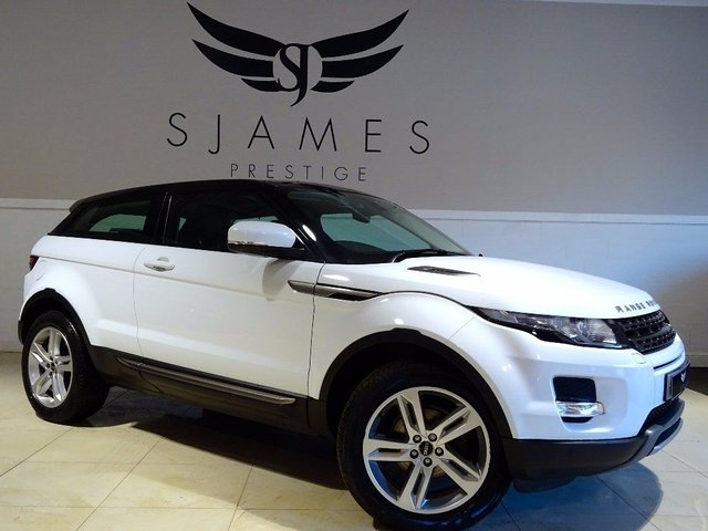 2011 LAND ROVER RANGE ROVER EVOQUE 2.2 SD4 Pure Tech Coupe 4x4 3dr