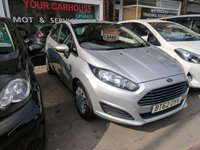 USED 2013 62 FORD FIESTA 1.6 STYLE ECONETIC TDCI 5d 94 BHP