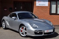 USED 2005 55 PORSCHE CAYMAN 3.4 24V S 2d 295 BHP DRIVER FOCUSED MANUAL EXAMPLE
