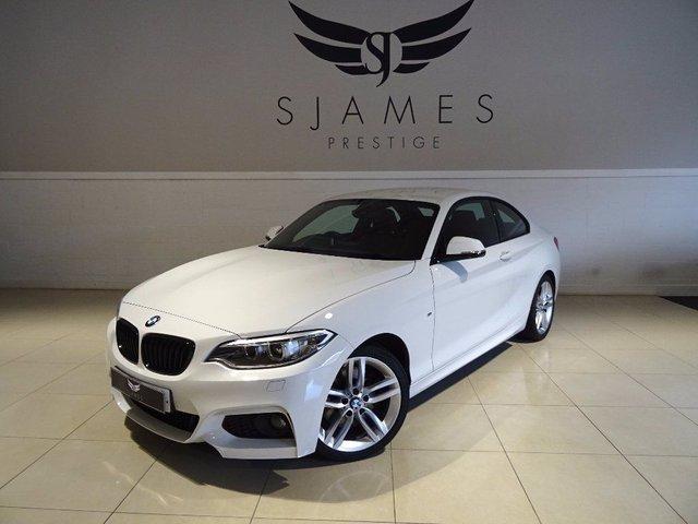 2015 BMW 2 SERIES 2.0 228i M Sport Sport Auto 2dr (start/stop)