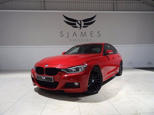 2013 BMW 3 SERIES 2.0 328i M Sport 4dr