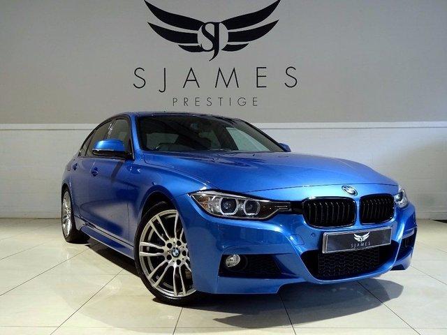 2012 BMW 3 SERIES 2.0 328i M Sport 4dr