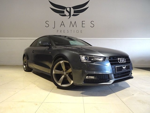 2012 AUDI A5 2.0 TDI Black Edition 2dr