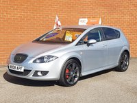USED 2008 08 SEAT LEON 1.4 REFERENCE SPORT TSI 5 DOOR