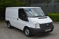 USED 2013 13 FORD TRANSIT 2.2 T280 FWD 5d 99 BHP SWB LOW ROOF DIESEL MANUAL VAN  ONE OWNER,FSH,EURO 5 ENGINE,SIX SPEED GEARBOX