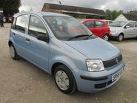 USED 2009 59 FIAT PANDA 1.1 ACTIVE ECO £30 TAX FSH £30 ROAD TAX EXCELLENT MPG